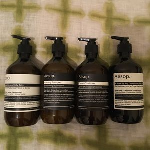 Aesop Body And Haircare